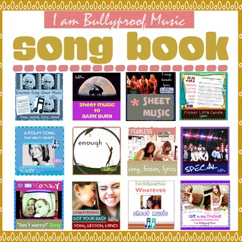 Sheet Music BUNDLE