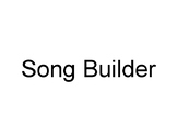 Song Builder (Composition Project Great for Paper-Based Di