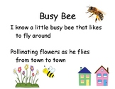 Song Chart: Busy Bee