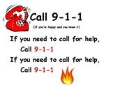 Song Chart: Call 9-1-1