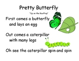 Song Chart: Pretty Butterfly