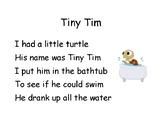 Song Chart: Tiny Tim