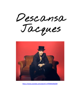 Song Descansa Jacques (El Internado Laguna Negra)