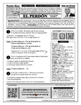 Spanish Song: El Perdón
