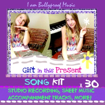 Song Kit: Gift for 30 kids to take home! with all music teacher perks