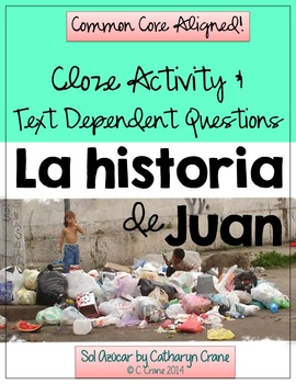 Spanish Song - La historia de Juan - Regular Preterit Tense