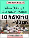 Spanish Song - La historia de Juan - Regular Preterit Tense
