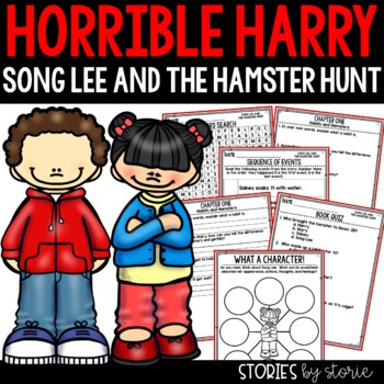 Song Lee and the Hamster Hunt - Comprehension Questions
