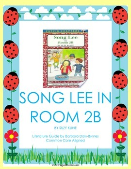 Song Lee in Room 2B Literature Guide