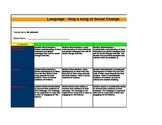 Song Lyric Analysis Presentation Rubric