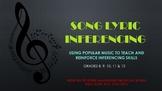 Song Lyric Inferencing Bundle