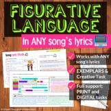 Figurative Language in Song Lyrics
