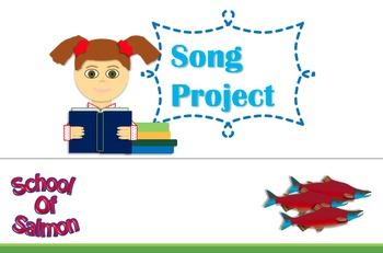 Song Lyrics - Novel Project