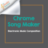 Song Maker Composition Lesson Plan | Electronic Music Composition