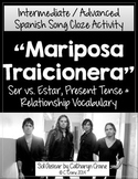 Spanish Song - Mariposa Traicionera - Ser vs. Estar