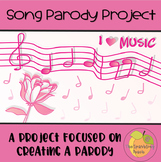 Song Parody Project - Helps students understand the concep
