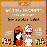Pop Songs: Music Appreciation Writing Prompts