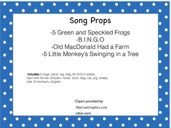 Song Props