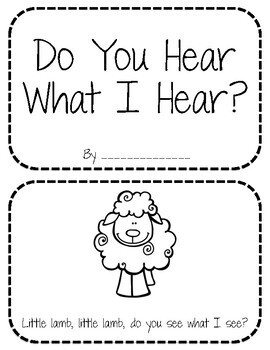 Song Reader - Do You Hear What I Hear?