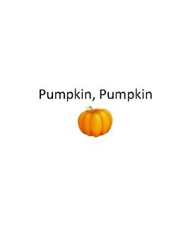 Song Sort - Pumpkin, Pumpkin