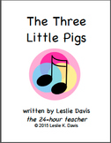 The Three Little Pigs Song
