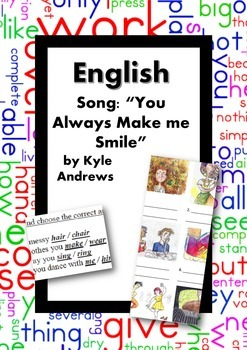 ESL/English: Song: You Always Make Me Smile