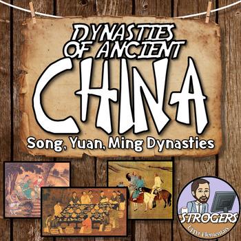 Song, Yuan, Ming dynasties - Ancient Chinese History