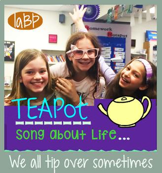 Nursery rhyme inspired pop song: community building