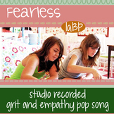 Pop Song best seller: classroom community, courage