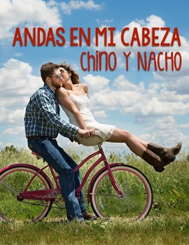 Andas en mi cabeza by Chino y Nacho ft. Daddy Yankee song