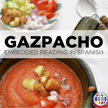 Gazpacho readings and #authres