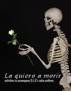 Song activity: La quiero a morir by D.L.G.