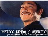 Song activity: México lindo y querido for Mexican Independence Day