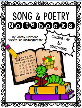 Song and Poetry Notebooks