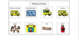 Song and Story Visuals for Students with Autism