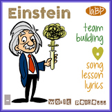 Team building song, lesson, lyrics: make a difference