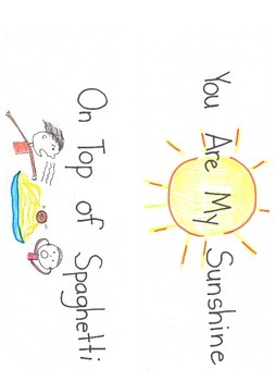 Song book - end of day routine for early childhood, kindergarten and grade one