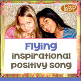Classroom community grit empowerment: inspirational pop song