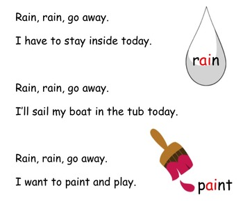 Song for Phonics Teaching of 'ai' and 'ay'