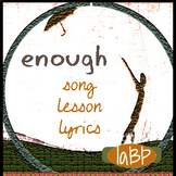 Song, lesson, lyrics -  current events