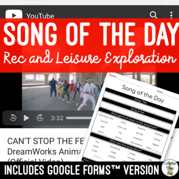 Song of the Day - Music Genre Social Ties