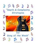 Song of the Week Depth & Complexity Strategies
