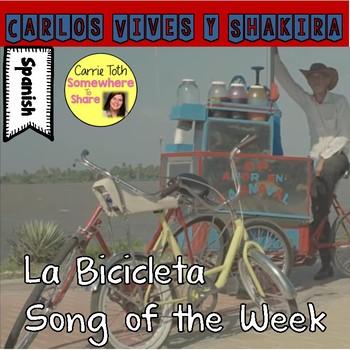 Song of the Week: La Bicicleta