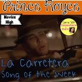 Song of the Week: Prince Royce La Carretera