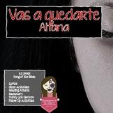 Song of the Week: Vas a quedarte - Aitana