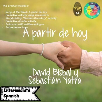 Song of the week: A partir de hoy David Bisbal y Sebastián Yatra