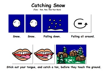 """Songboard - """"Catching Snow"""""""