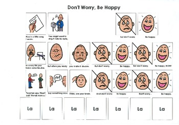 Songboard - Don't Worry, Be Happy (School Version)
