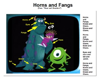 """Songboard - """"Horns and Fangs"""""""
