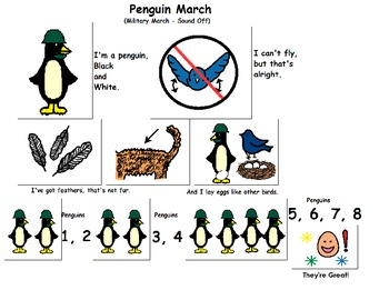 Songboard - Penguin March